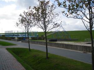 Spielplatz am Campingplatz Neuharlingersiel