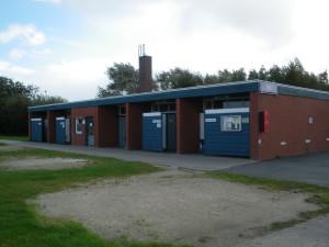 Sanitäranlagen Campingplatz Neuharlingersiel