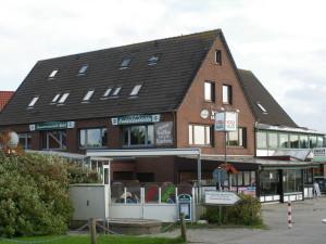 Kuddeldaddeldu Restaurant in Neuharlingersiel