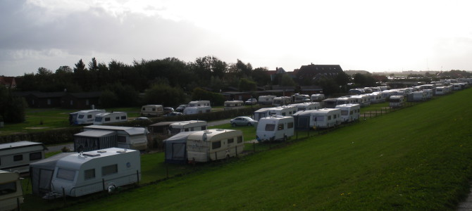 Campingplatz Neuharlingersiel