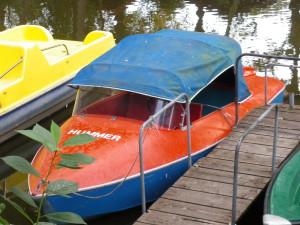 """Tretboot """"Hummer"""" Neuharlingersiel"""