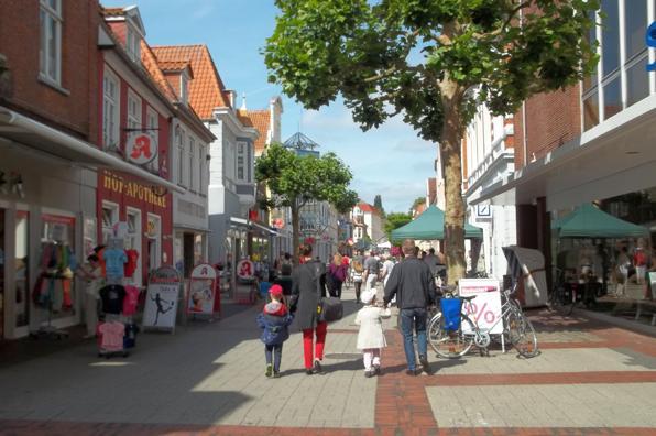 Aurich: Burgstraße