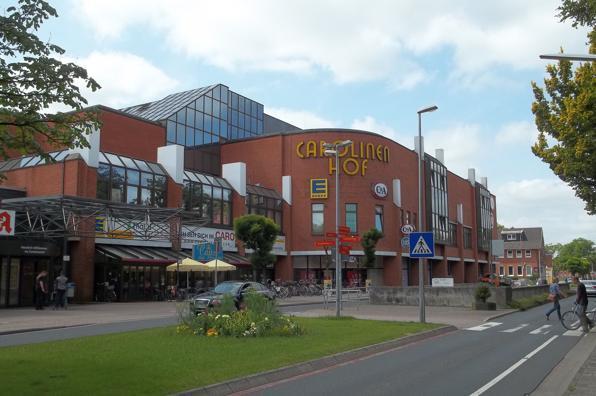 Carolinenhof (Einkaufszentrum) in Aurich