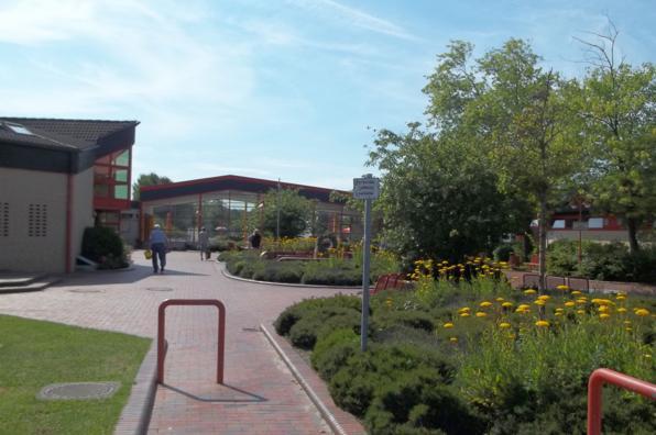 Freizeiteinrichtungen im Ferienpark Hage