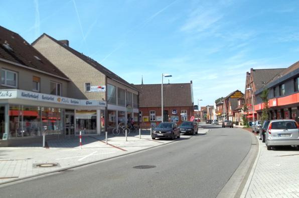 Hage: Ein typischer Straßenort