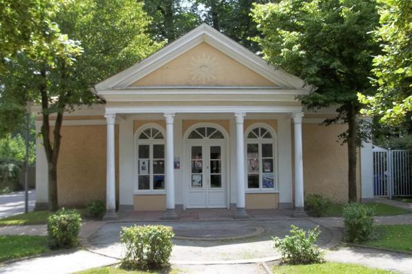 Der Auricher Kunstpavillon