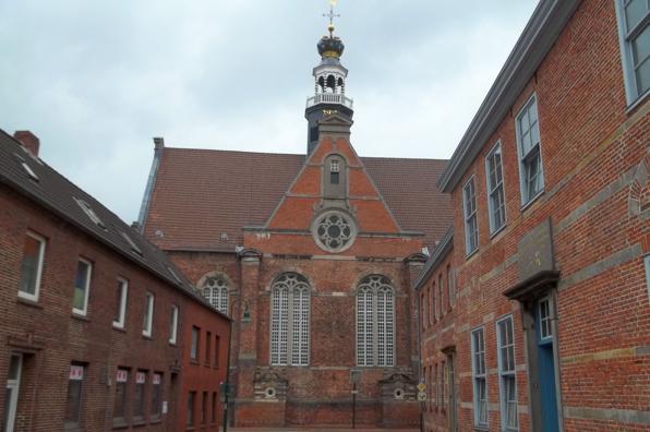 Emdens -Neue Kirche-