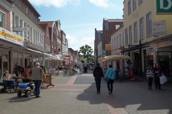 Aurich: Osterstraße