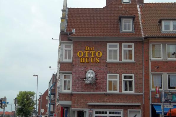Das -Otto Huus- in Emden