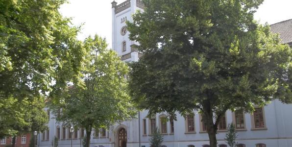 Der Auricher Schlossbezirk
