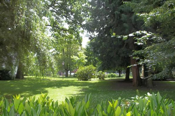 Schlosspark in Aurich