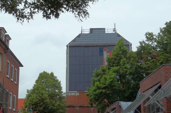 Der -Solarbunker- in Emden