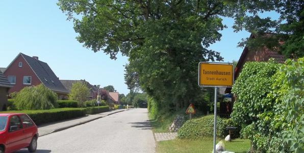 Das Erholungsgebiet: Aurich-Tannenhausen