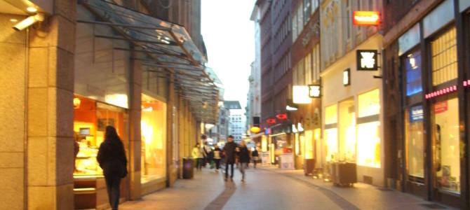 Shopping in Bremen