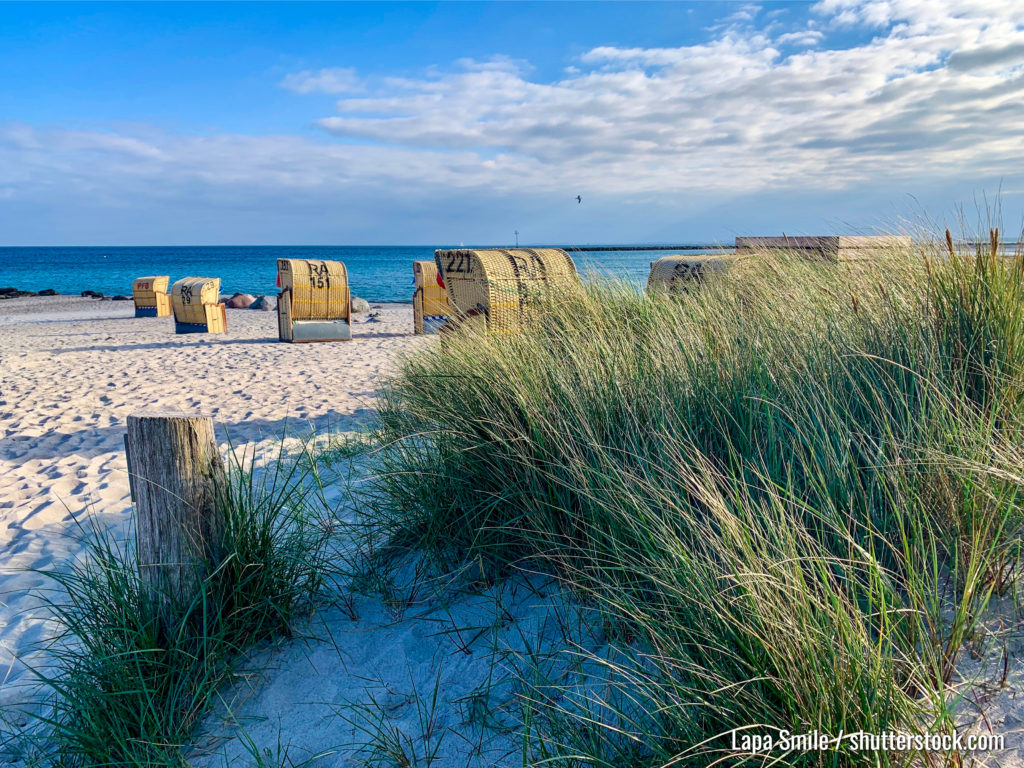 Strand auf Fehmarn